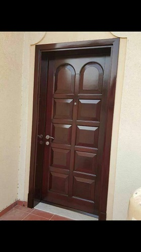 door work-after