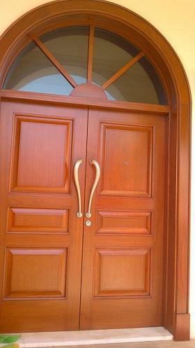 Spray Painting Works -Doors