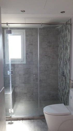 Bathroom Renovation works